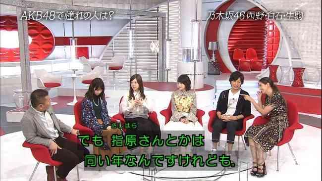 HKT48指原莉乃が明かした多忙すぎる生活「スタジオと家の行き来だけ」