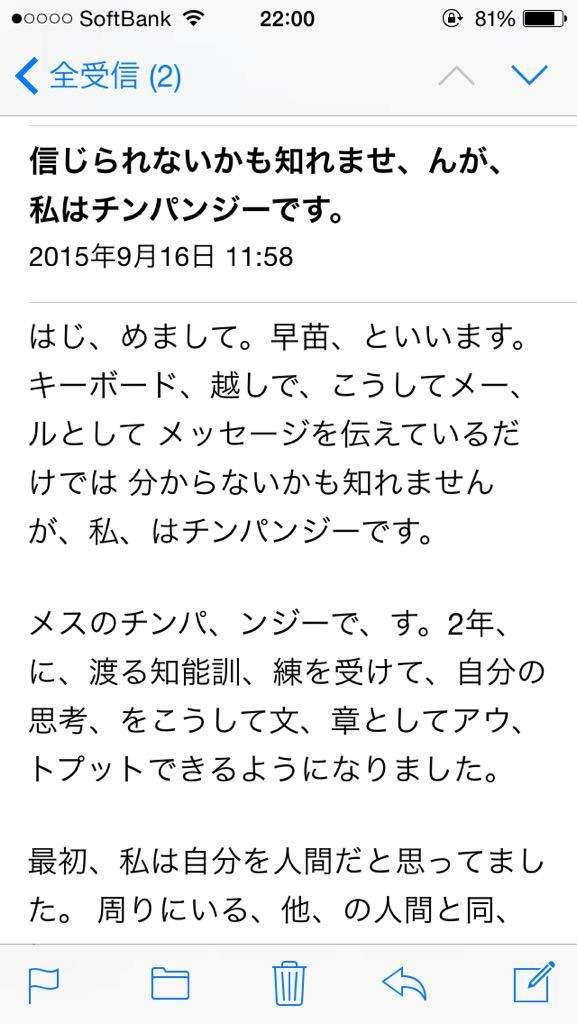 ムカつく迷惑メール(*`Д´)ノ!!!
