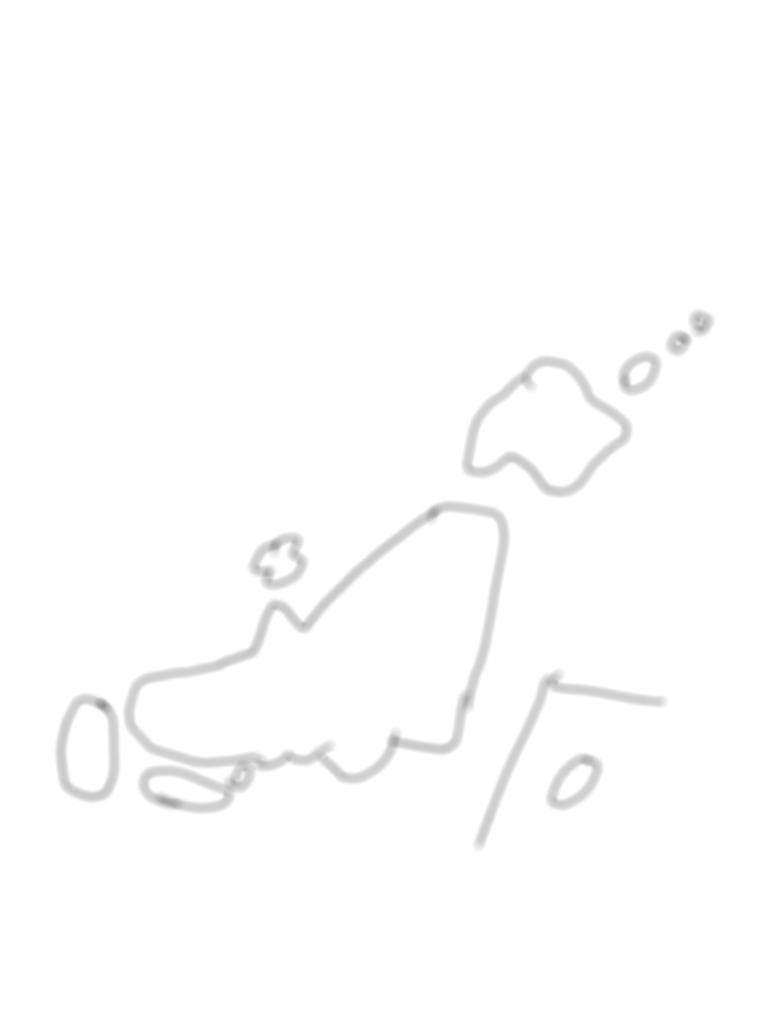 【お絵かき】日本地図を描こう