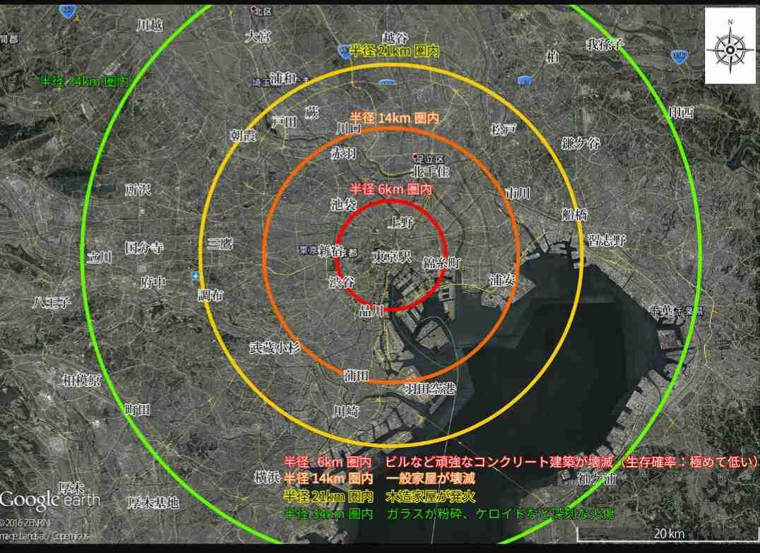 もし本当に北朝鮮からミサイルが発射されたら…