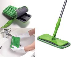 あなたの1番好きな掃除用具は何ですか?