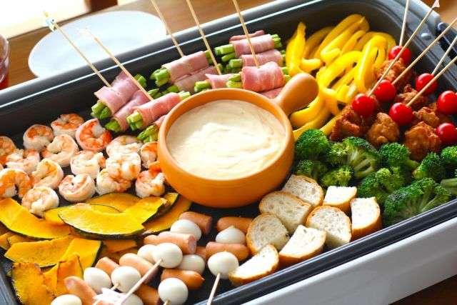 ホームパーティでどんな料理作りますか?