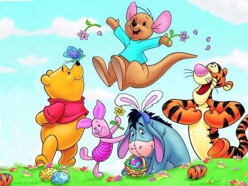 【ディズニー】クマのプーさんを語ろうー!
