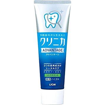 フッ素入り歯磨き粉、何使ってます?