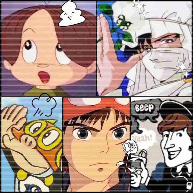 ジャニ一ズにいそうなアニメのキャラクタ一は誰ですか?