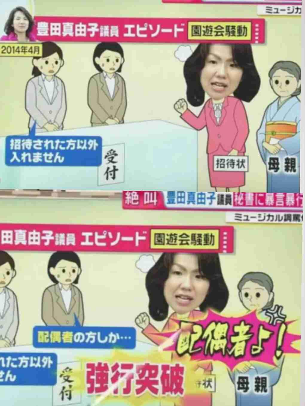 豊田真由子議員、「吐いてでも食え!」「娘の顔にマジックで書け」と罵倒…元秘書ら緊急座談会で暴露