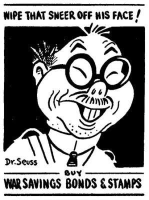 好きな風刺画を貼るトピ