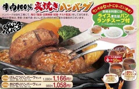 おいしそうな肉料理で埋もれるトピ