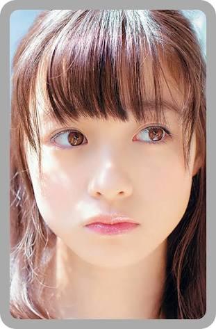 橋本環奈、2年ぶりカレンダー発売 17歳から18歳の1年間に密着、四季折々のカット厳選