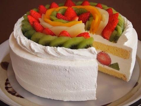 ケーキの画像で癒されるトピ
