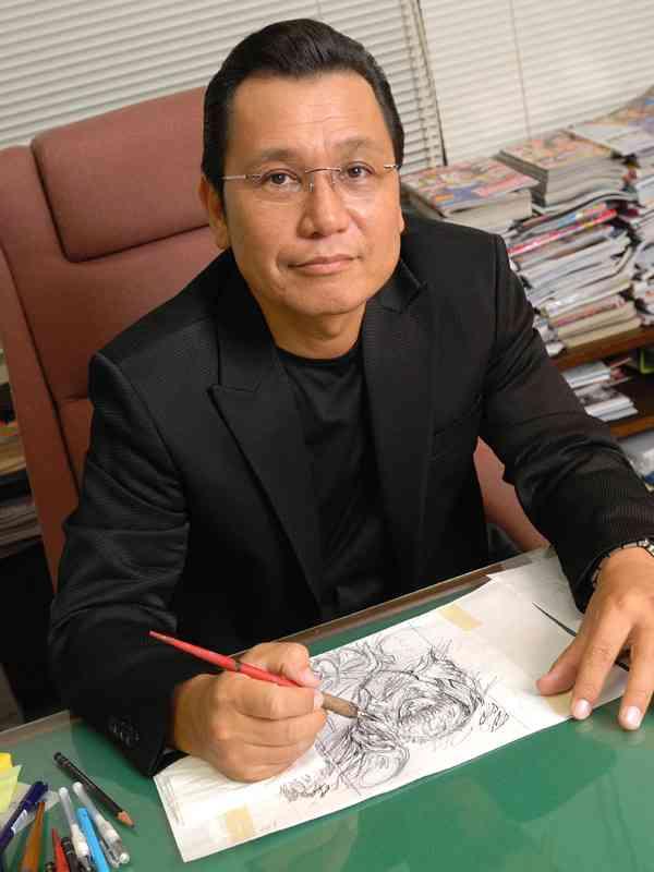 漫画家、作家、声優の顔