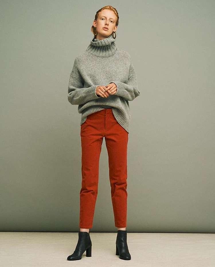 今年に買った秋ファッションアイテム
