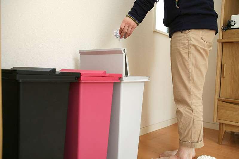 【集合住宅】ベランダにゴミを置きますか?