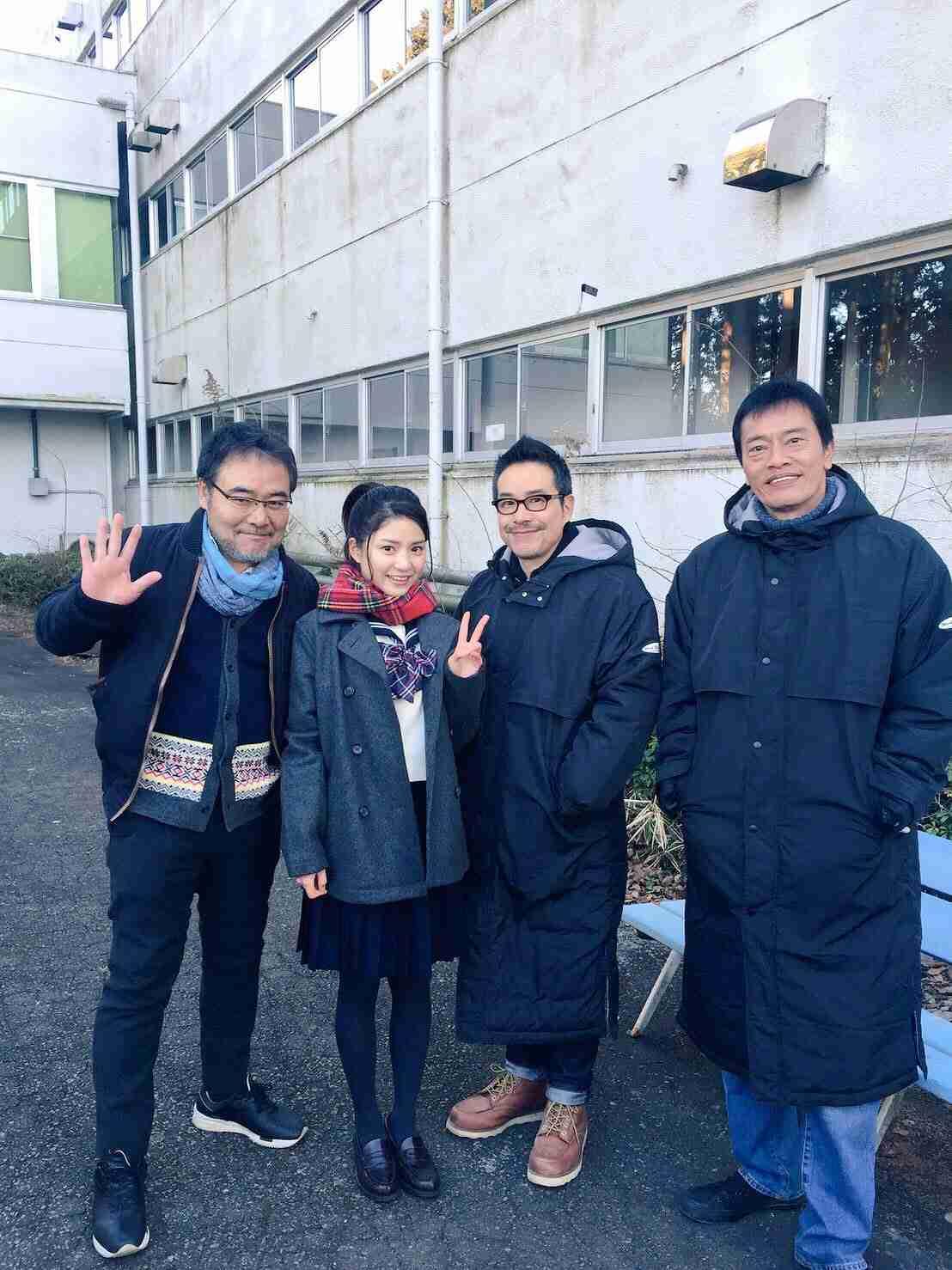 川島海荷、ジャニーズWEST主演ドラマ『炎の転校生』ヒロインに決定