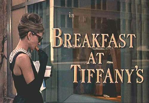 『ティファニーで朝食を』が好きな人!