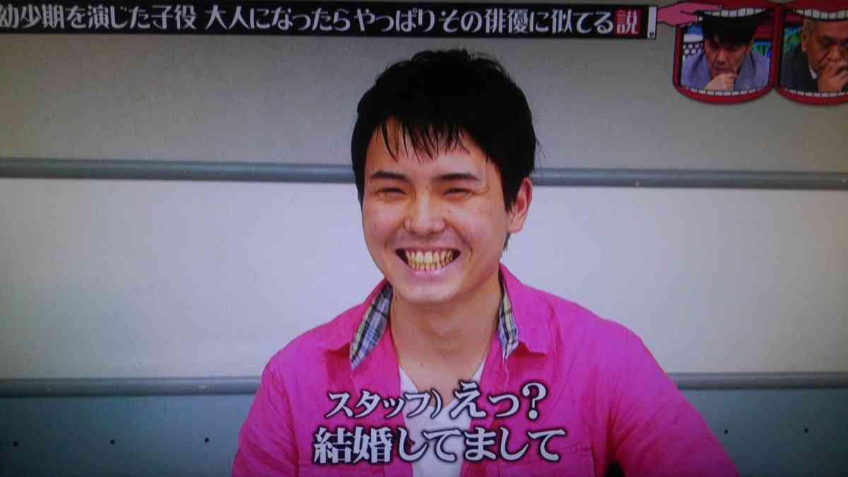 超天才子役・齋藤隆成、18歳で父親になっていた