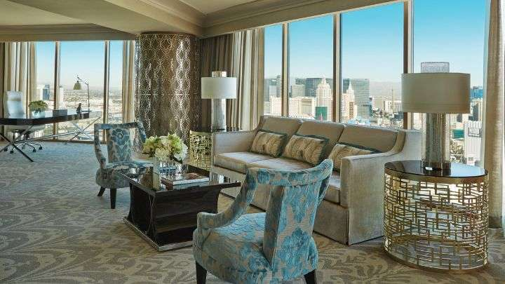 高級ホテル・高級旅館の客室画像を貼るトピ♪