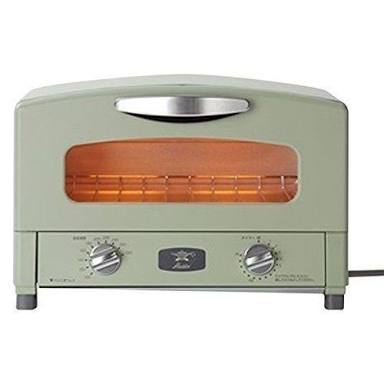 オーブントースター使ってますか?