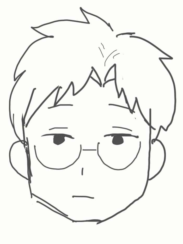 自分好みの男の子の絵を描くトピ【絵トピ】