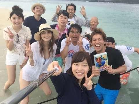 【実況・感想】土曜プレミアム・有吉の夏休み2017 密着77時間inハワイ