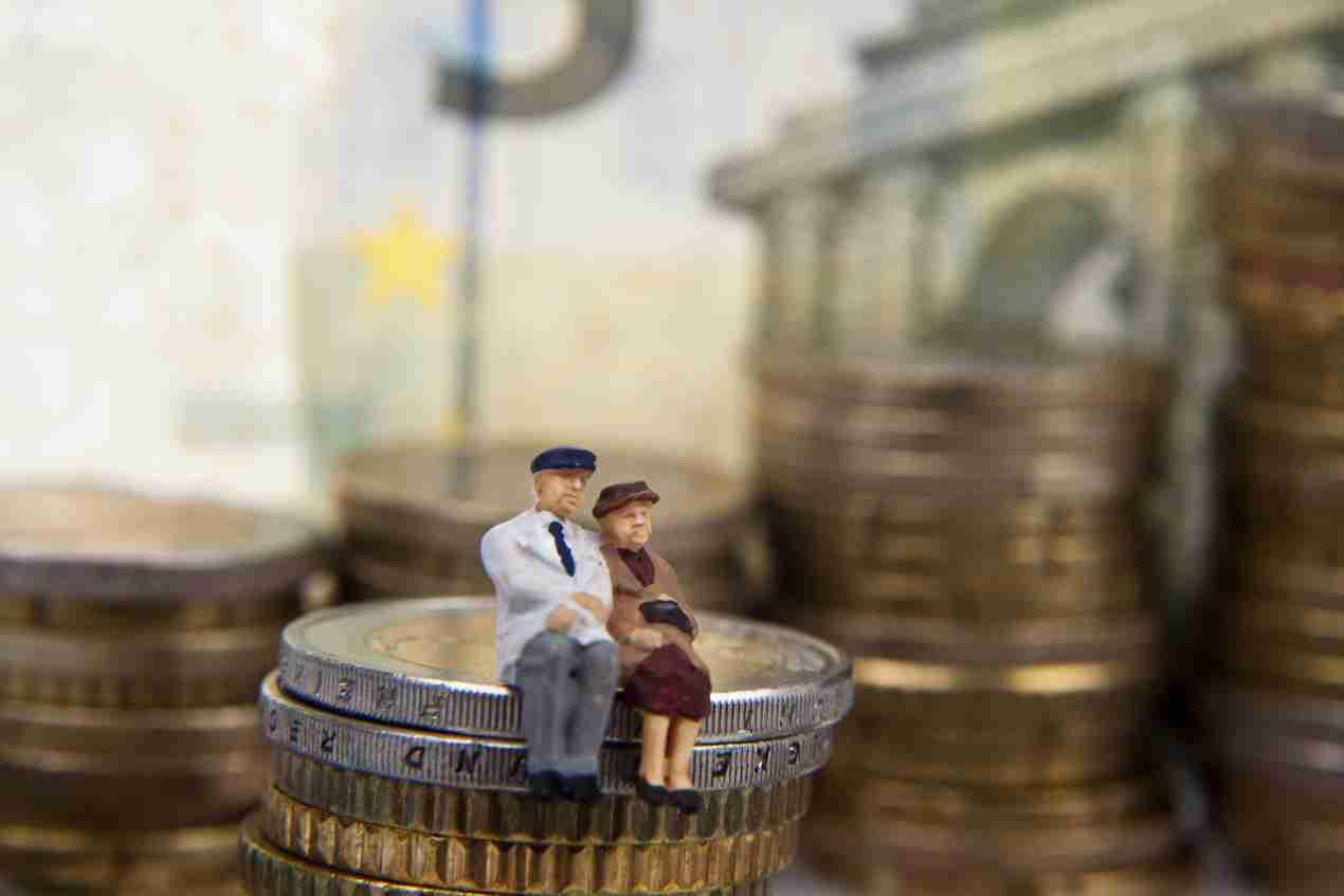 老後の資金の不安