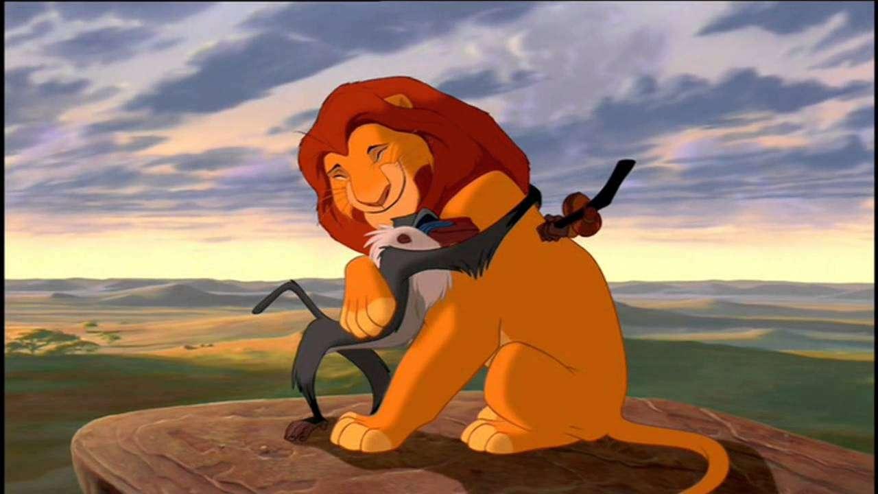 【ディズニー】『ライオンキング』好きな人