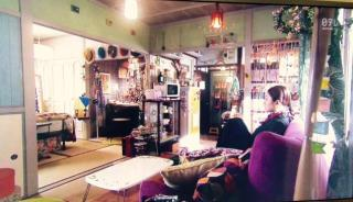 芸能人の部屋の画像