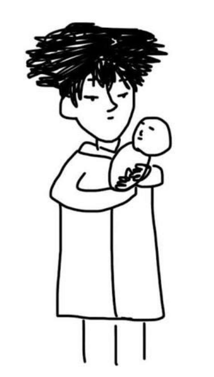 赤ちゃん誰に似てる?似てた?