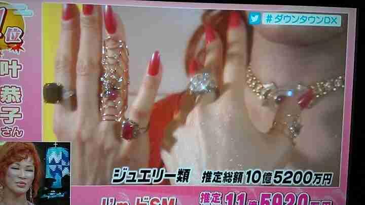自分で買った(親などから貰った)指輪を彼氏の前でつけること