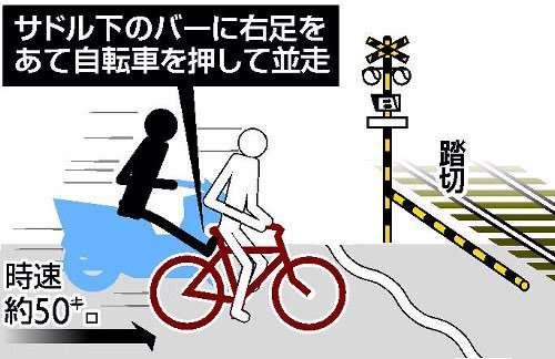 自転車押され踏切で高校生死亡 遺族が加害少年を提訴「一生償ってほしい」