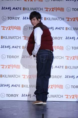 ジーンズを履いてるイケメンの画像を貼るトピ♡