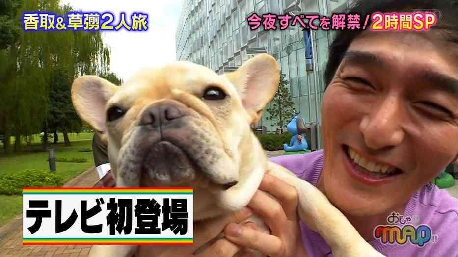 【実況・感想】おじゃMAP!!SP【草ナギが香取とやりたかった事をする!熱い友情2人旅SP】