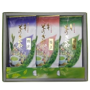 おいしいお茶の葉