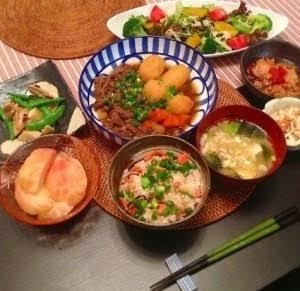 平愛梨 「レストラン級」と評価されたこともあるが卵料理は苦手 夕食の写真を公開