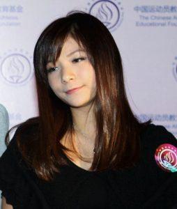 アジアの美女を見たい