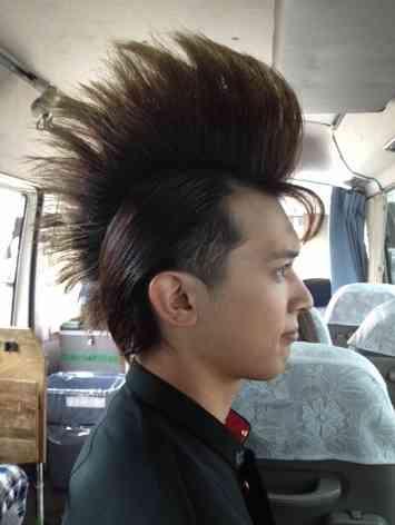 芸能人の嫌いな髪型