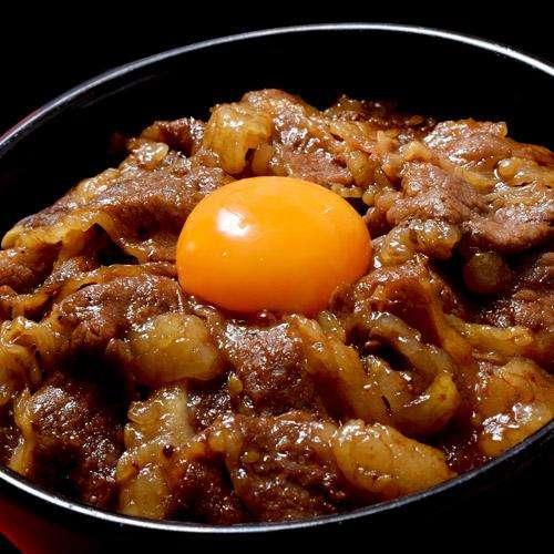 【画像】美味しそうな丼物