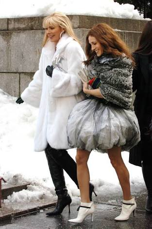 ファッションが好みなドラマ!