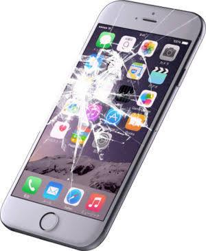 iPhoneが壊れたことある人!