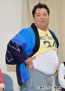 今、史上最高に太ってるひと