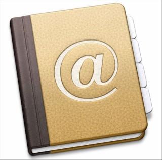 アドレス帳の登録数を晒すトピ