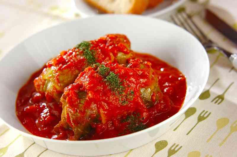トマト缶を使った簡単おいしいレシピ!