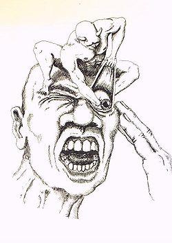 女にとって人生最大の痛みが出産ならば男にとっては何が人生最大の痛みだと思いますか?