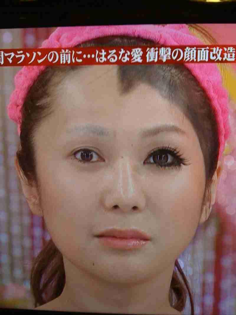 富士額の有名人