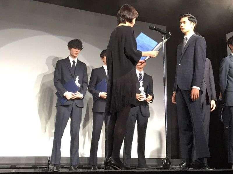 メンズノンノモデル公開オーディションで18歳の井上翔太さんがグランプリ