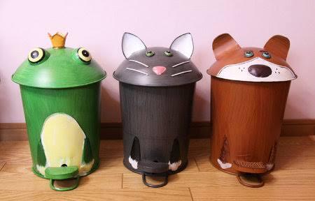どんなゴミ箱使ってますか?