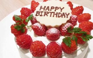 誕生日に祝ってくれる友達は何人いますか?