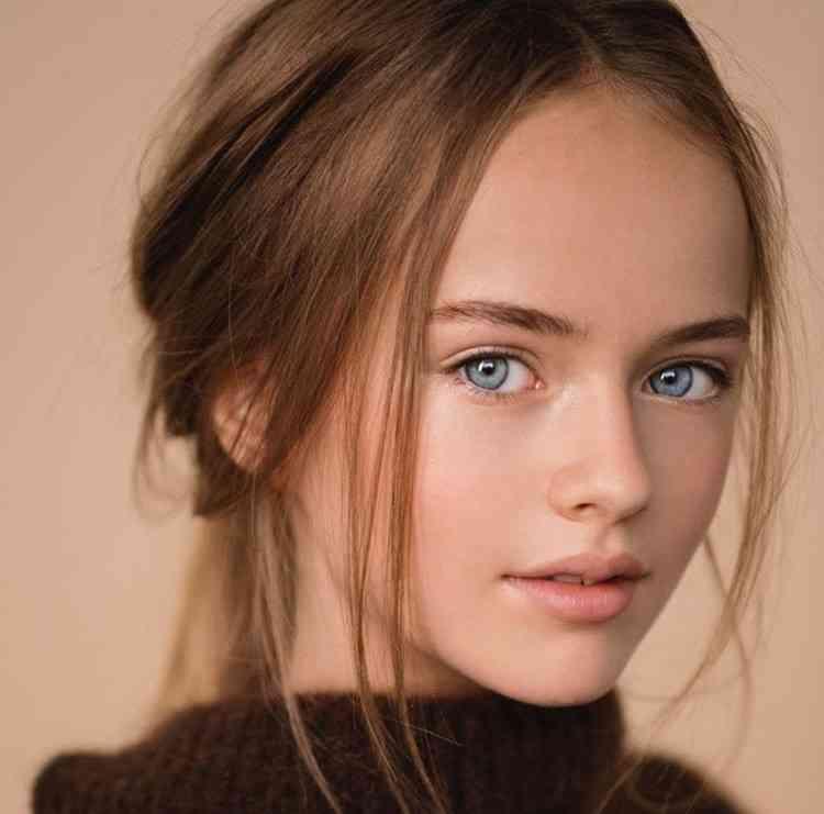 「世界で最も美しい少女」がすっかり成長!