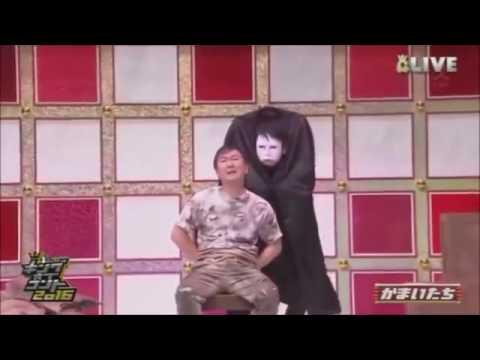 """かまいたち『キングオブコント』10代目王者に """"異色""""男女コンビ退け逆転V"""