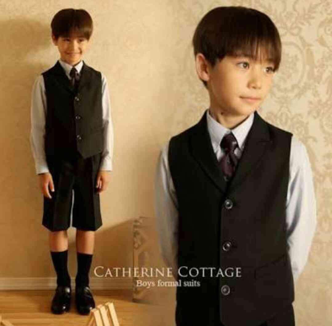 卒園 入学式の子供の服装